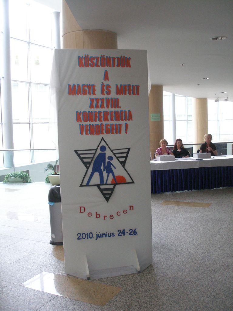 2010. évi Országos Szakmai Konferencia Debrecenben