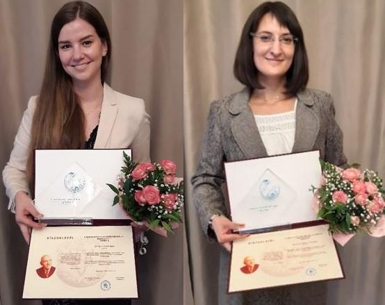 Vassné dr. Kovács Emőke díj